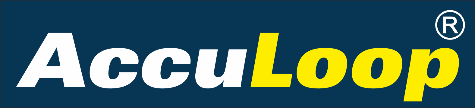 AccuLoop Logo by AccuPower