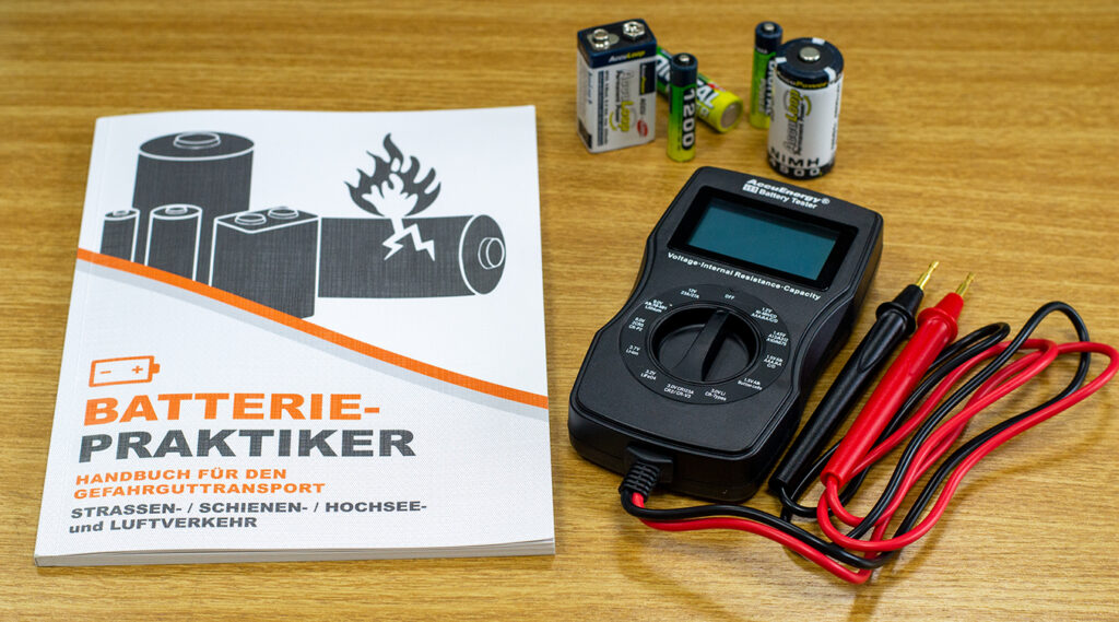 Battery-praktiker accupower