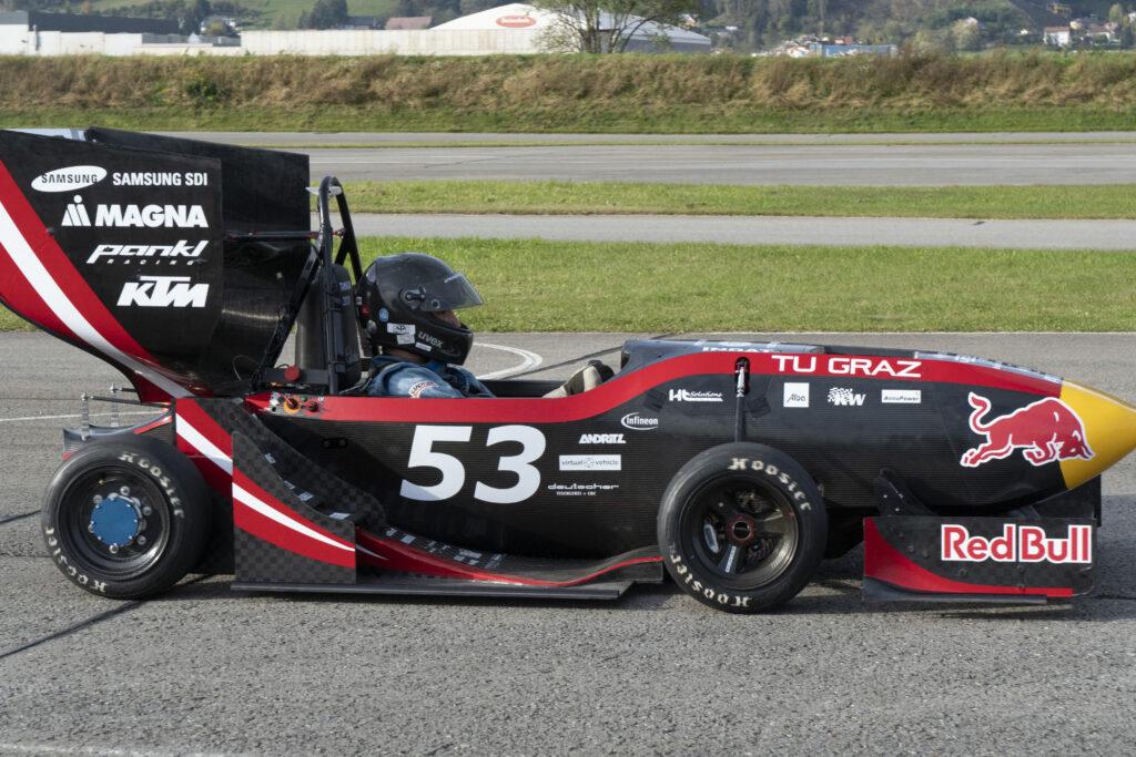 LiFePO4 Akkupack für das TU Graz Racing Team Accupower
