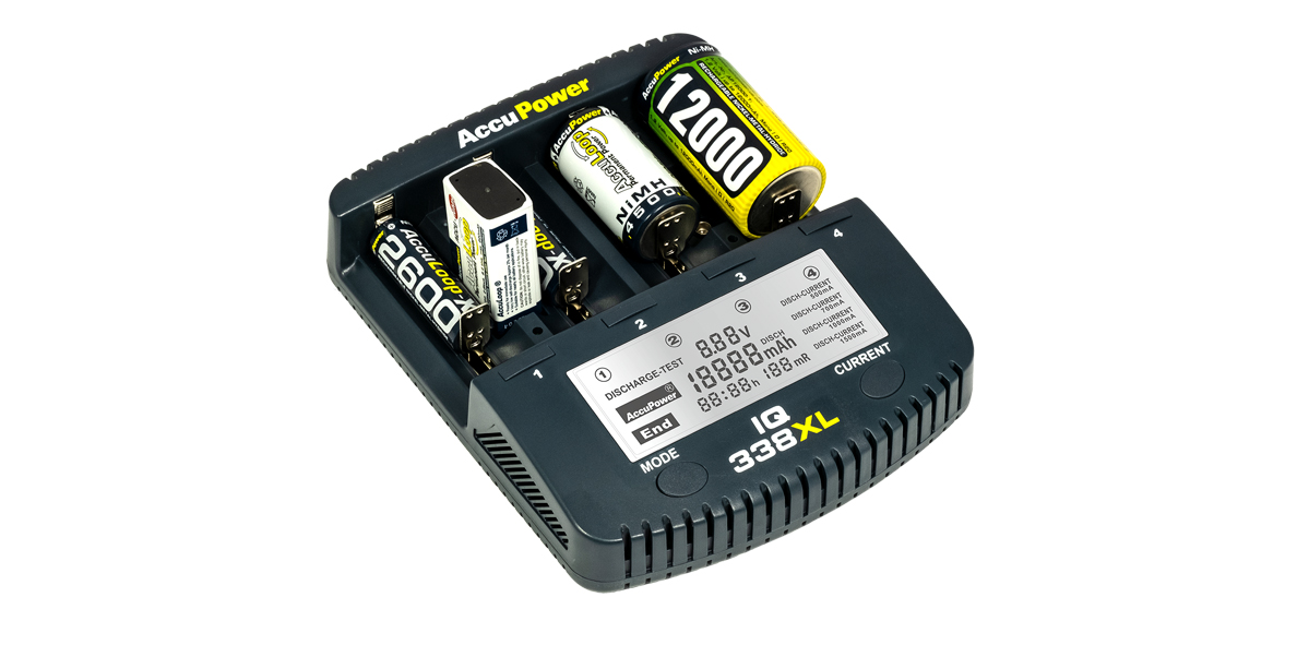 IQ338XL by AccuPower