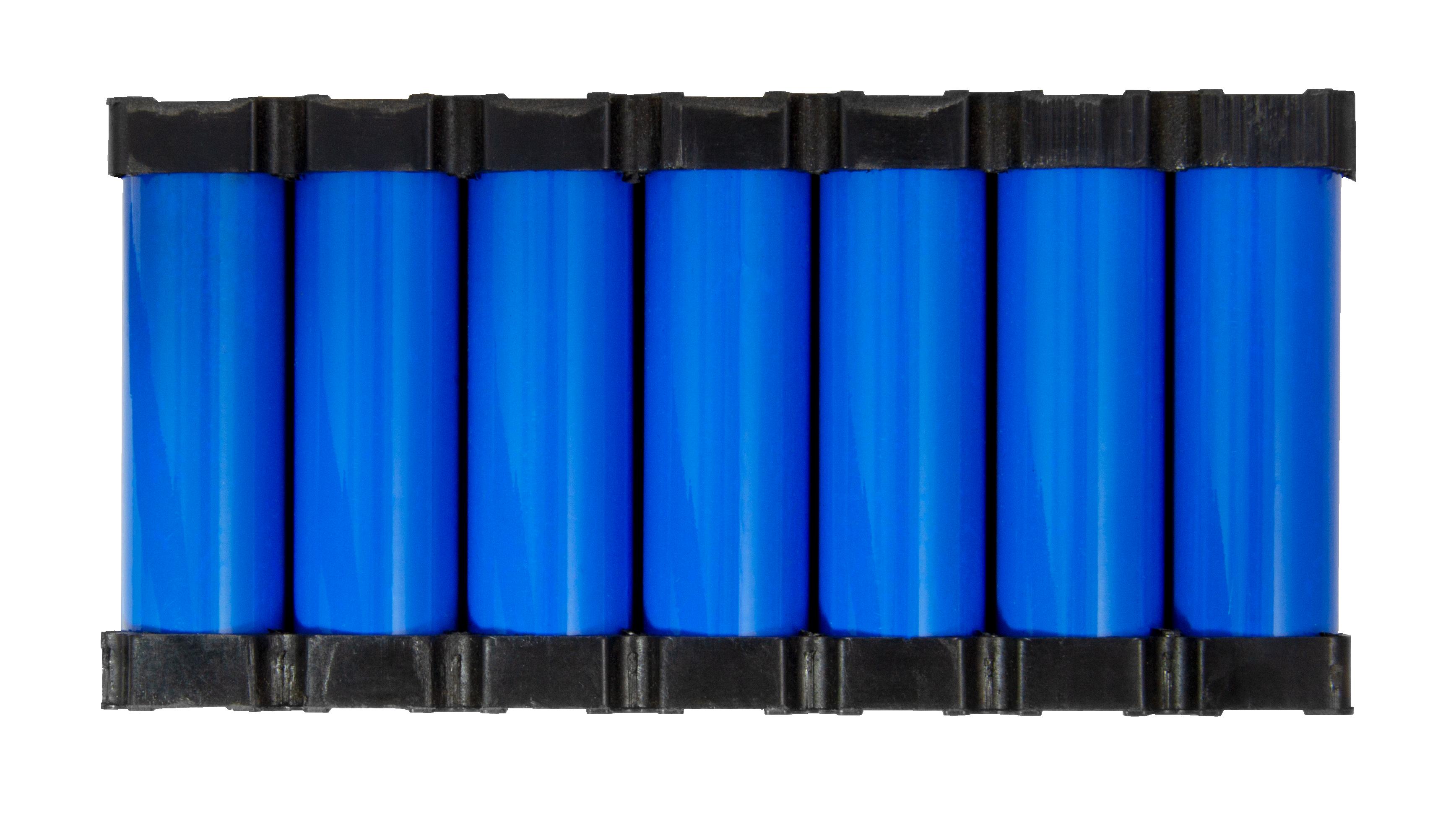 Akkupacks mit Zellen AccuPower