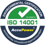 ISO 14001 AccuPower