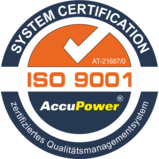 ISO 9001 AccuPower