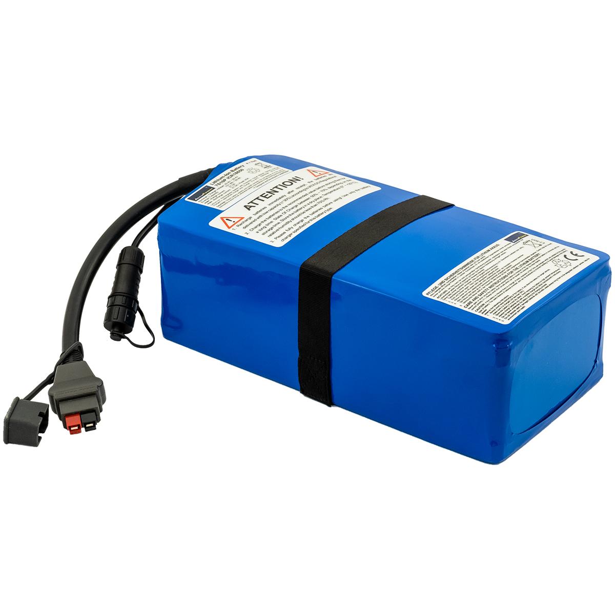 AccuPower Lithium Akku 7S10P 25,9V 29Ah 751Wh mit Schnittstelle