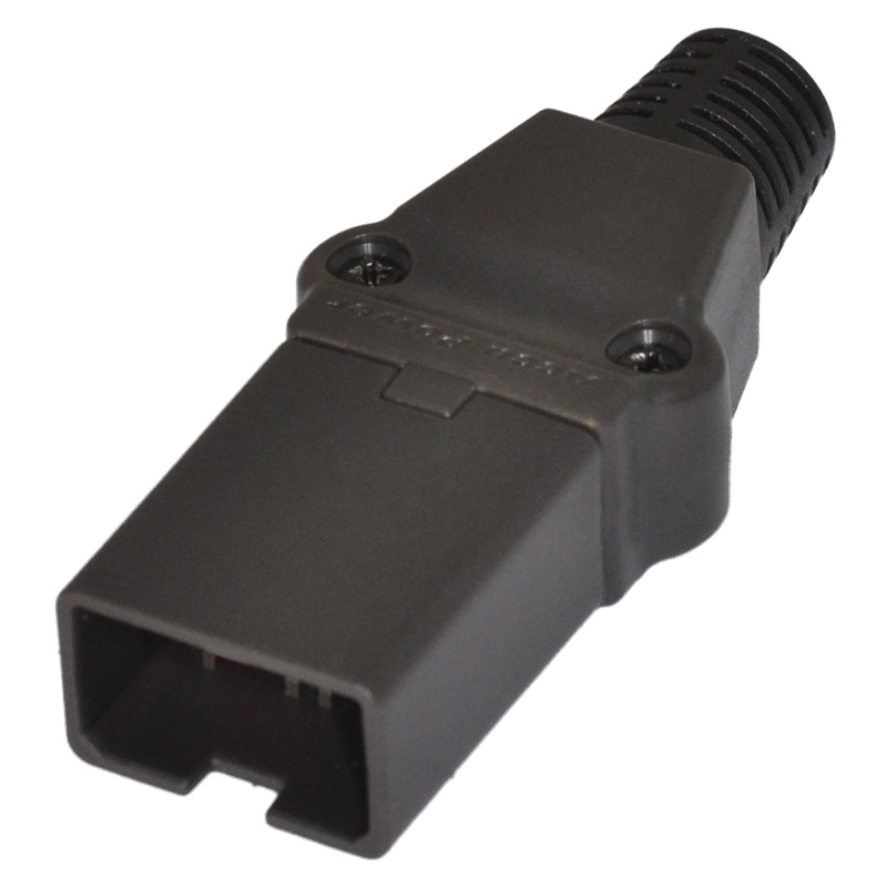 AccuPower APCH-2FC07 Steckverbinder für Powerpole Stecker PP 15/30/45