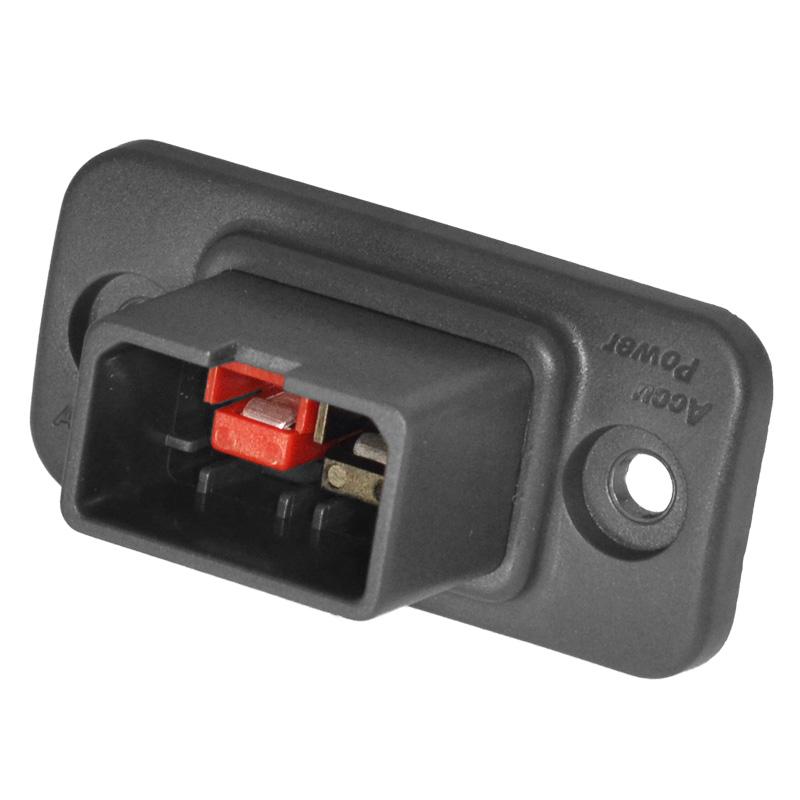 AccuPower APCH-2FMPS Steckverbinder für Powerpole Stecker PP 15/30/45